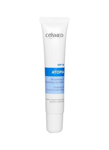 Cosmed COSMED Atopia Nourishing Repairing Lip Balm 20 ml Renksiz
